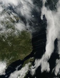 PII-A off the coast of Newfoundland