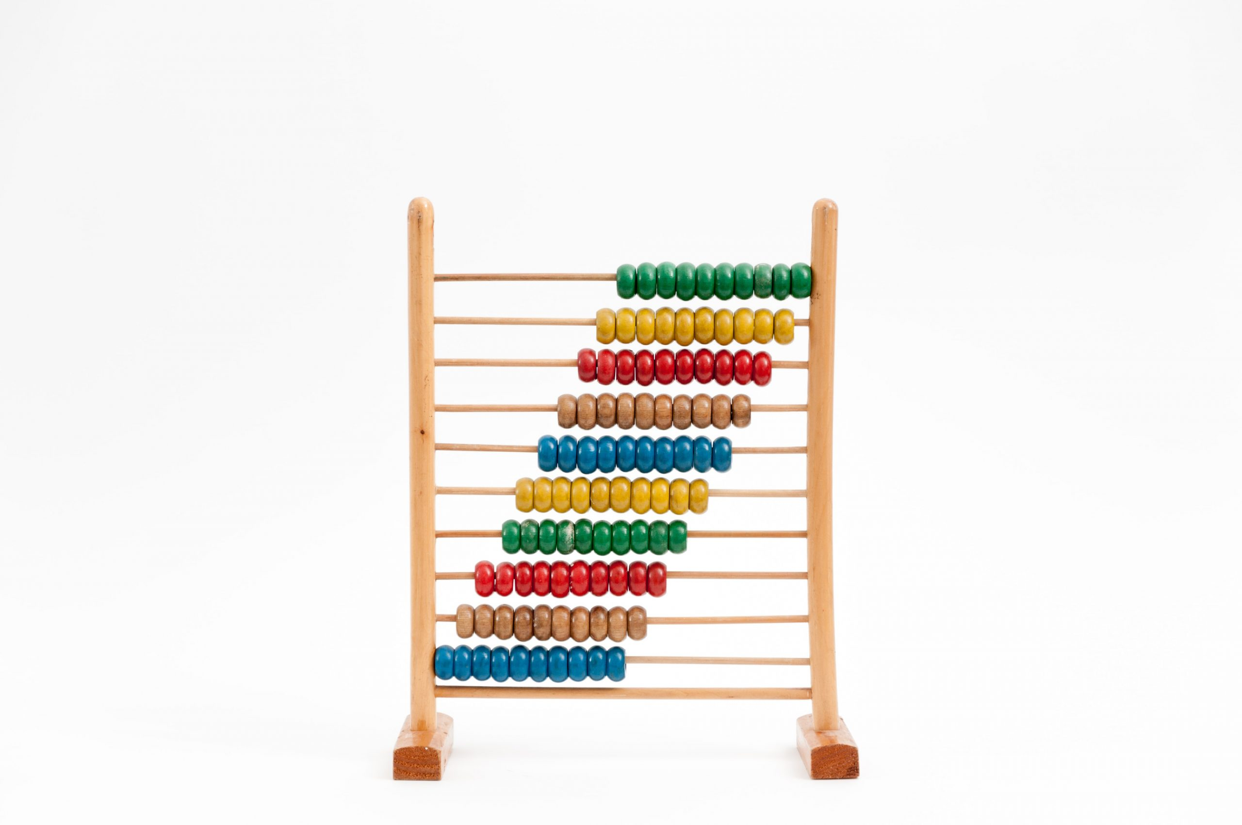 No joy like a well-ordered abacus. (Photo: Crissy Jarvis via Unsplash)